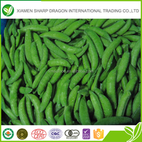 Wholesale cheap IQF frozen sugar snap pea