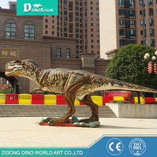 Hot Sale Amusement Park Fiberglass Life Size Dinosaur Model
