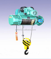 CD1/MD1-05 High Quality Super-low 12 ton electric hoist