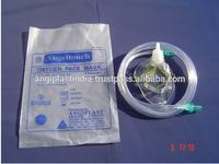 Disposable Oxygen Mask for Medical Hospital Manufacturer India USFDA
