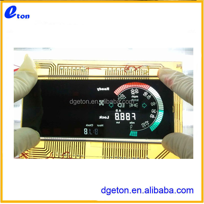 MONO LCD Module for vehicle