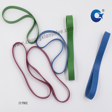 Durable Multicolor Rubber Bands