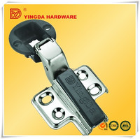 First quality glass cabinet door hinge from Chinese manufacturer