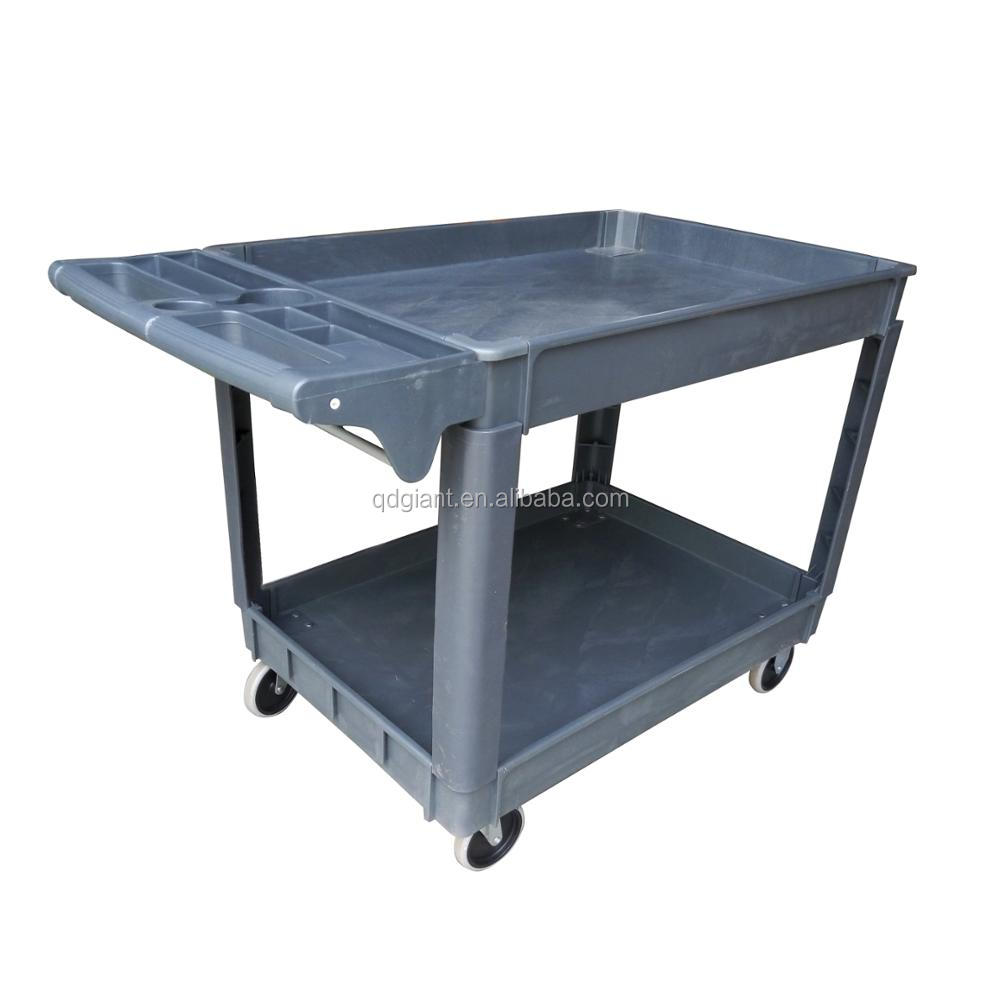 Cruise ship/train/plane Multifunctional plastic service cart/trolley SC2500