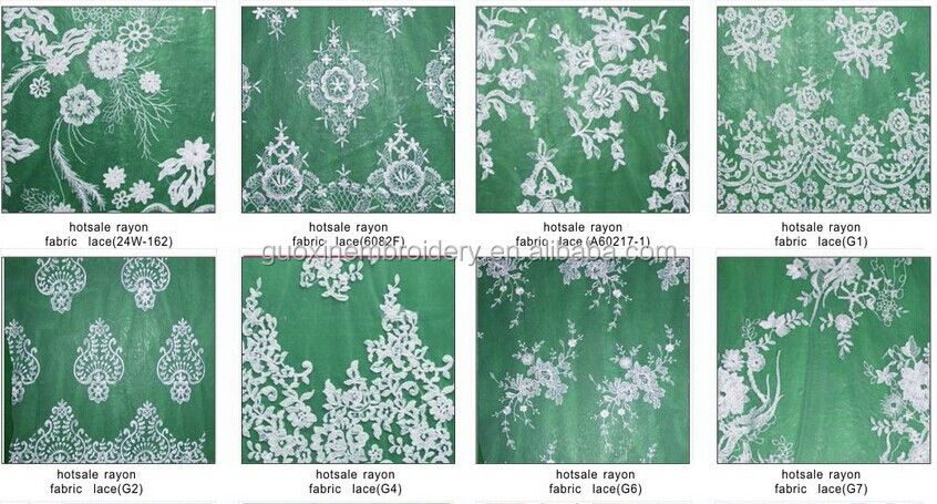2014 embroidered wedding bridal lace trim/wedding lace wholesale