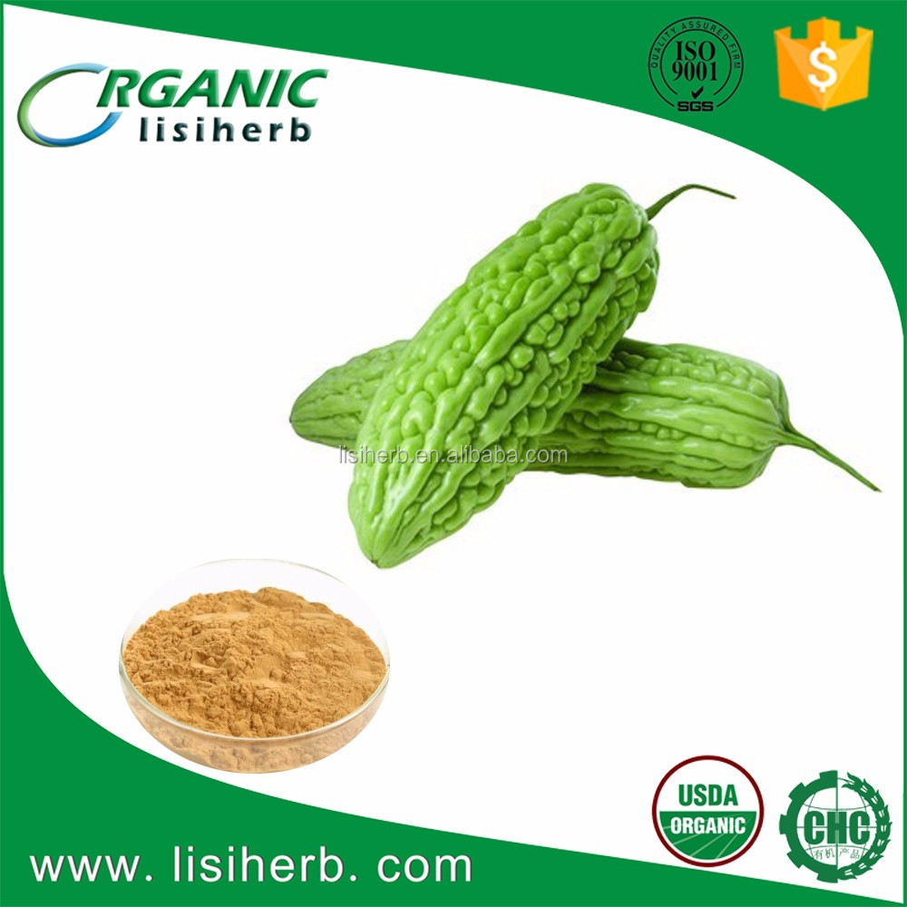 High Quality Hot Selling Plant Powder Organic Bitter Melon Extract
