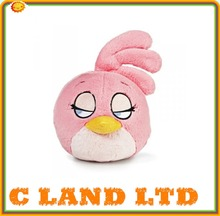 Promotional fashion plush bird toy custom soft stuffed plush bird for sale