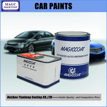 Metallic Blue Auto Paint Car Body Paint Spray For Car