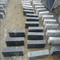 China Cheapest Color Granite Standard Kerbstone Sizes