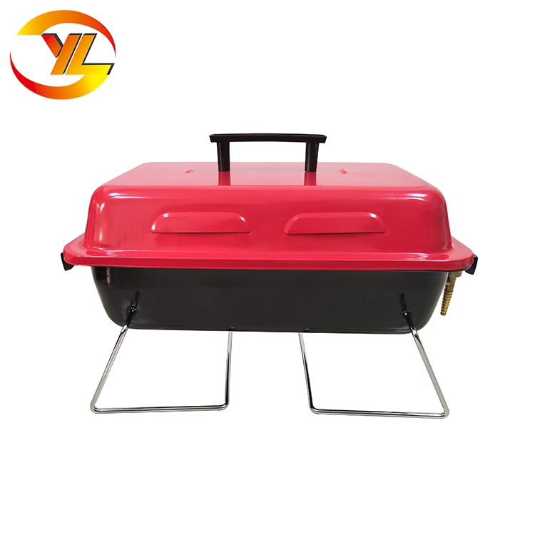 New Product Portable European Outdoor Gas Bbq Grill
