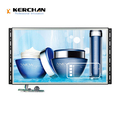 Flexible Flushbonading Open frame 21.5 inch POP display install LCD digital signage