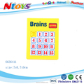 Hot selling puzzle cheap plastic slide puzzle