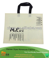 Shopping Bag Nonwoven Cloth Bag with Lamination