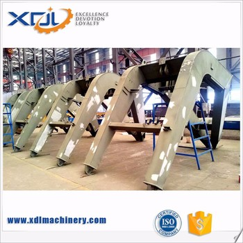 China Professional Custom Heavy Steel Fabrication Company
