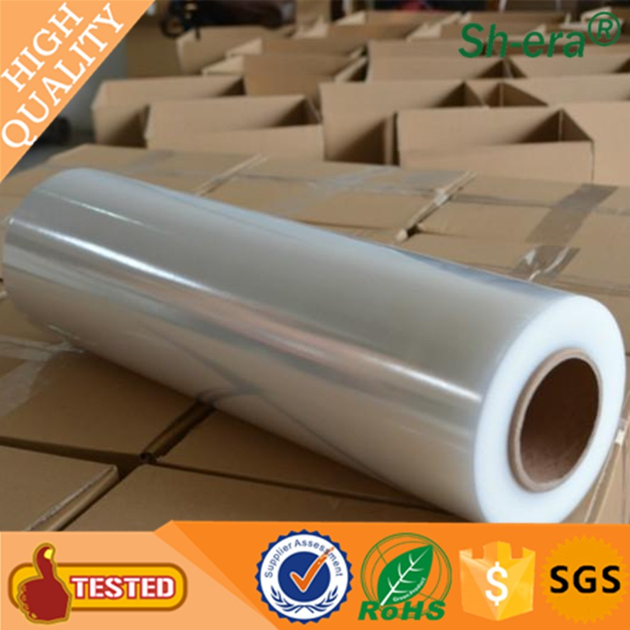 Cling Film Usage and LLDPE,PVC, LLDPE Material stretch film