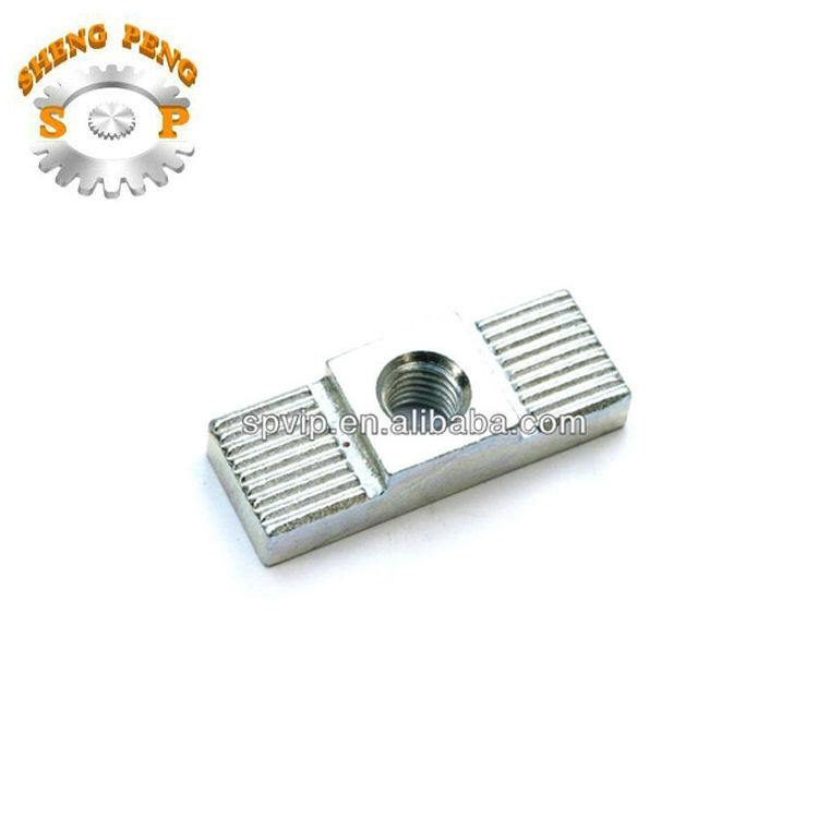 High precision stainless steel milling process stainless steel machinery components