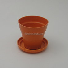 biodegradable compostable industry bamboo fibermini planting pots