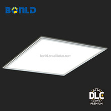 LM79 report available ultrathin dlc ul 2x2ft 40w dimmable led flat panel light led retrofit kit