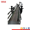 2 meter conveyor belt system for filling line