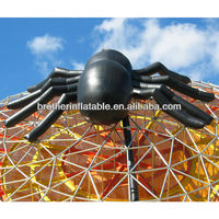 Inflatable Black Spider Inflatable Insect