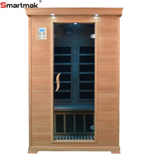 2 person Hot Sell American infrared sauna