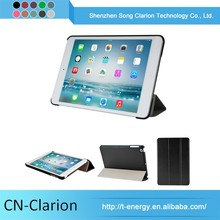 shenzhen Leather Cover Case Sublimation Leather Case For iPad Mini 1 2 3 case