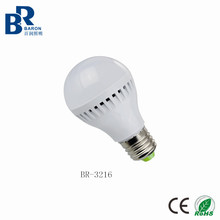 Hot selling silver color gu10 3w led bulb in china zhong shan