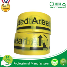 Wholesale Yellow Pe Warning Tape Custom Barricade Tape For Safety