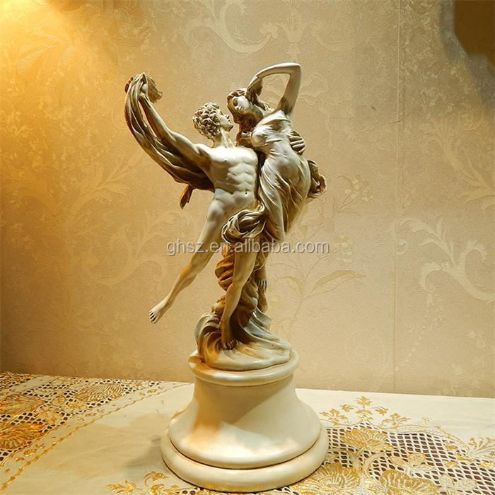 Guo hao custom sexy nude men thanksgiving figurines for decoration