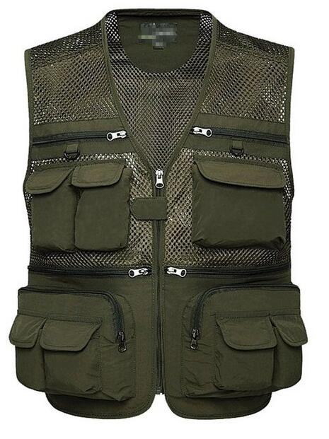 Men's Classic Fly Fishing Vest