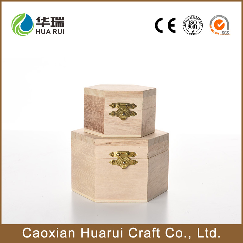 unfinished natural flexible veneer gift box