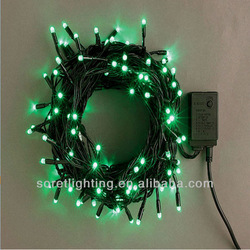 2 Wire Round 100m Christmas decoration LED Rope Lights
