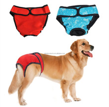Male Pet Diapers Physiological Pants Washable Dog Diapers
