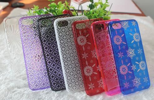 hybrid shockproof silicone mobile phone cover for iphone 5 case