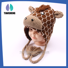 fashion wholesale free animal hat knitting patterns
