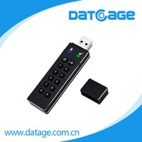 Datage USB3.0 True Hardware Encryption Secure USB Key OEM/ODM
