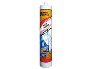 Eco-friendly non-toxic glass silicone sealant, neutral silicone sealant for window and glass