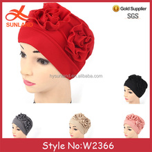 W2366 New fashion head turban head wrap turban headband