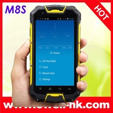 Snopow M8S Outdoor Rugged Smartphone IP67 Waterproof MTK6572W Dual Core cell phone