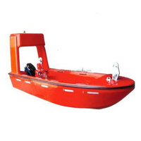 5.5m Used Rescue Boat for Sale