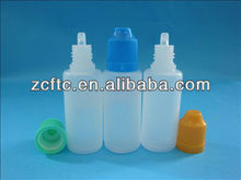 plastic container for eye drops