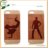 HOT!Good Quality For Wood Case iPhone 5/Wood Case For I Phone5/5s