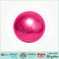 Balance Ball With Pump for Physical Therapy, Pilates,Yoga Home & Personal Training