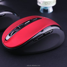 SQT comfortable design personalized 5D wireless optical mouse