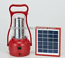 Dynamo lantern,led camping lantern,portable solar lamp with hook to hang SN-SLY618