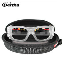 Sport Glasses 2015 Bertha Outdoor Sporty Protect Eyes Basketball Goggles