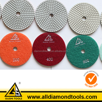 100# Granite Surface Cleaning 4 Inch Angle Grinder Polishing Pads