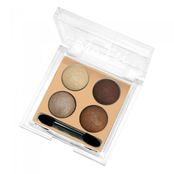 Popular sale 4 colors makeup eyeshadow palette OEM/ODM
