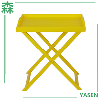 Aneway Houseware Folding Plywood Table,Folding Rectangular Table,Combination Table