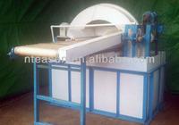 barrel type zinc plating machine